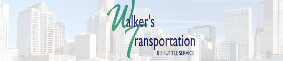 Walkers Transportation & Shuttle Service LLC. Logo - Shuttle & Transportation Service Located in Charlotte, North Carolina